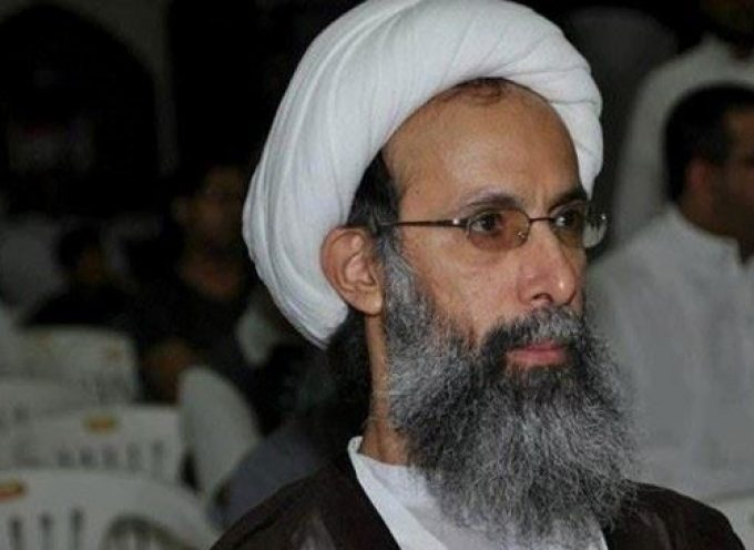 Execution of Nimr al-Nimr, Saudi Arabia and Iran: religious or political conflicts?
