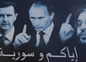 Week Fifteen of the Russian Intervention in Syria: when no news is good news