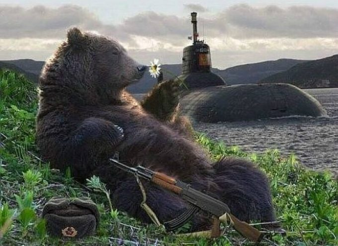 """SITREP: letter from Russia – how to """"survive"""" Russia"""