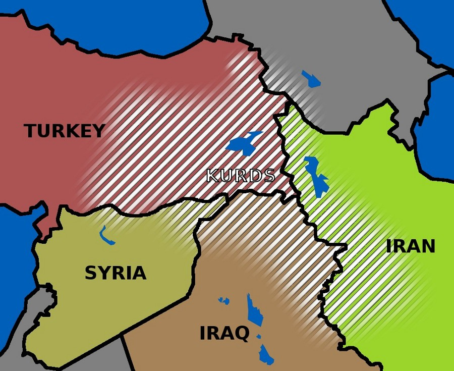 Turkey Is Screwed And Its All US Fault Corrected Text The - Anti Fascismos Map Us