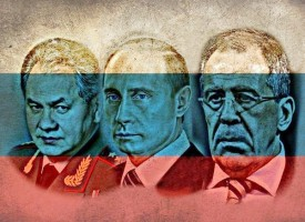 Week Twenty-two of the Russian Military Intervention in Syria: Putin announces new strategy