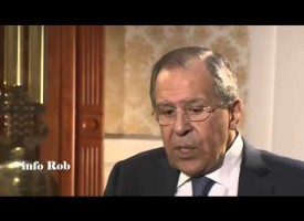 Lavrov: The Americans now understand that they can do nothing without Russia
