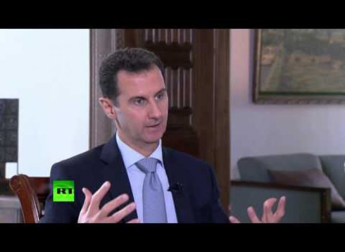 Interview of Syrian President Bashar al-Assad, March 30th (Eng Subs)