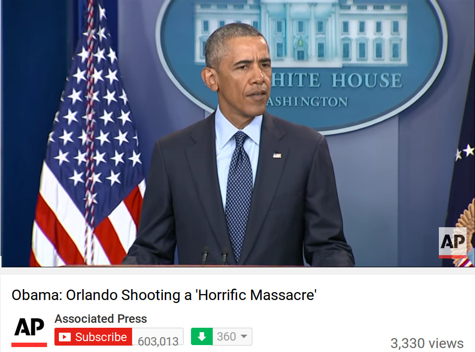 The shooting in Orlando – a few very basic thoughts | The