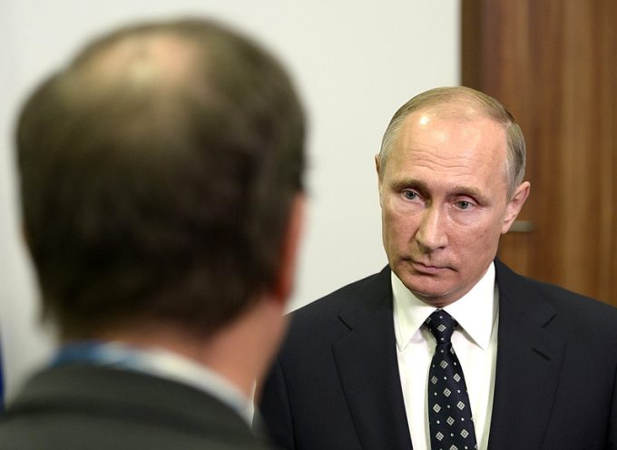 Vladimir Putin's interview with the French TV channel TF1 (transcript)