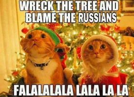 …and blame the Russians :-)