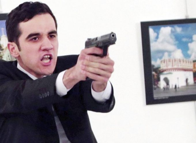 A few initial short thoughts on the murder of the Russian Ambassador to Ankara