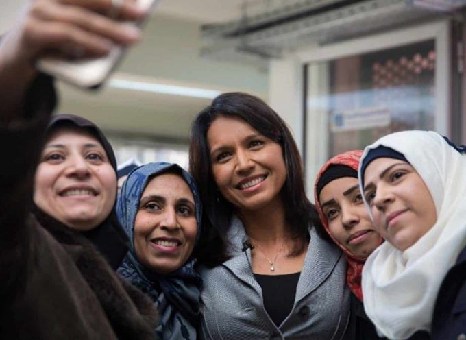 Congresswoman Tulsi Gabbard interviewed after her trip to Syria (UPDATED)