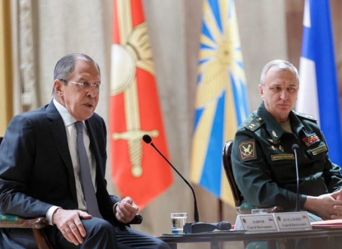 Speech of Lavrov at the Military Academy of the General Staff
