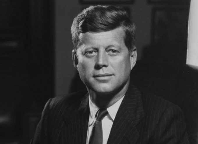 The Coup, Then and Now – The Enemies of Humanity Try to Give Trump the JFK Treatment