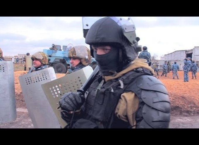 How Russians would handle ethnic riots