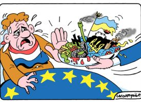 The Netherlands Parliament ignored the will of its voters for the sake of Ukraine