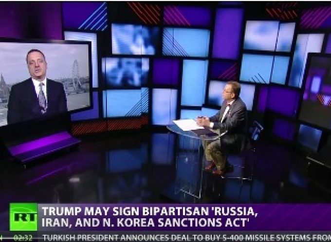 CrossTalk: Sanctioning Russia S.722
