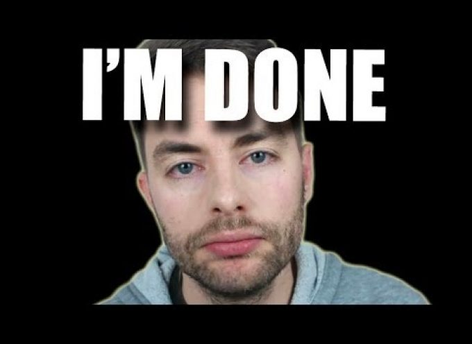 Paul Joseph Watson: I won't be around much longer