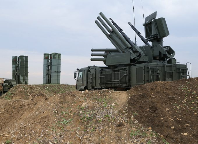 Russia and Syria create joint air defense system