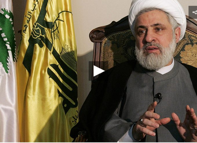 Hezbollah co-leader: US nurtured ISIS monster against Syrian govt, now has to fight them