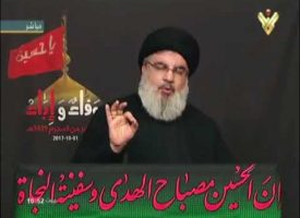 Hassan Nasrallah calls on Jews to flee Israel: Zionism is our common enemy
