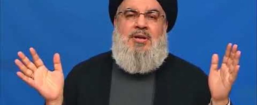 Hassan Nasrallah: the US keep supporting ISIS in every possible way