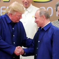Statement by the Presidents of the Russian Federation and the United States of America