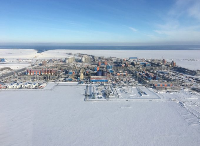 Russia opens a mega-project in the Arctic