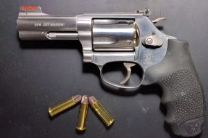 The S&W Mod. 60 with Ruger ARX .38 special rounds is an excellent self-defense option for recoil sensitive people