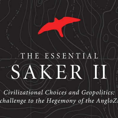 The Essential Saker II – Now Available (Administrative Update)