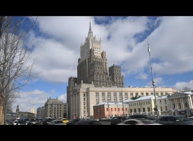 Russian MFA summons all ambassadors to a meeting on Skripal case (MUST WATCH!!!)