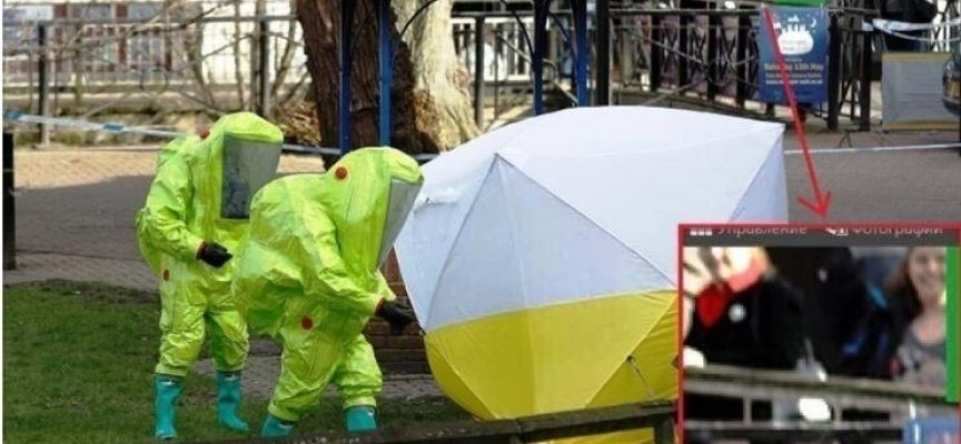 The British Spy Skripal hoax