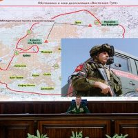 Russia's Defense Ministry briefing on situation in Syria and investigation of Douma hoax