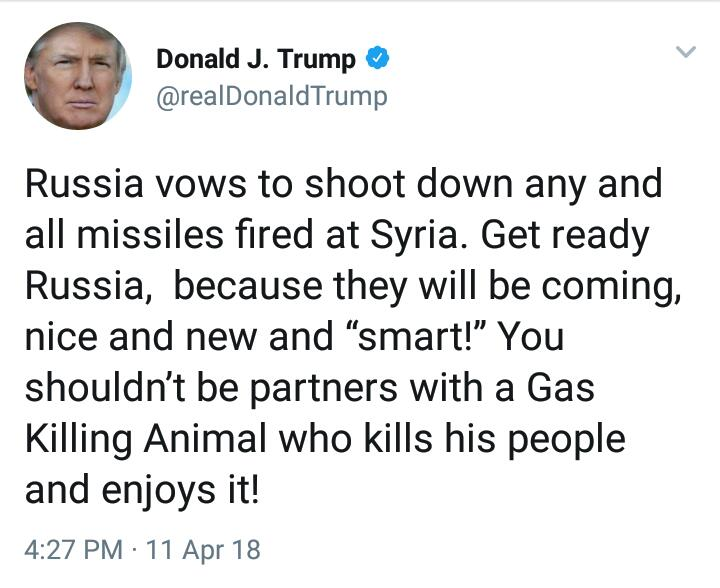 Image result for tweet get ready russia