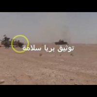 Interesting video of Russian Special Operations solider defending his position alone (Syria)