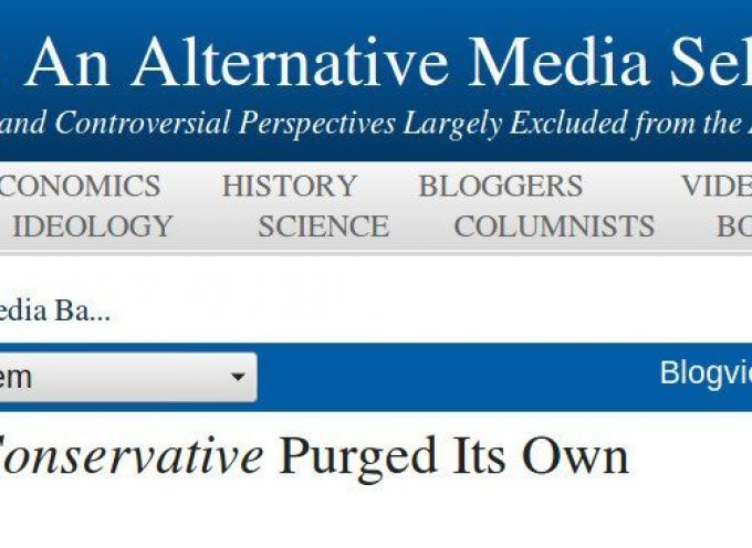 Why The American Conservative Purged Its Own Publisher