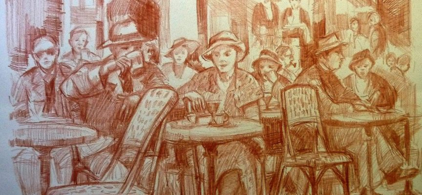 Moveable Feast Cafe 2020/10/14 … Open Thread