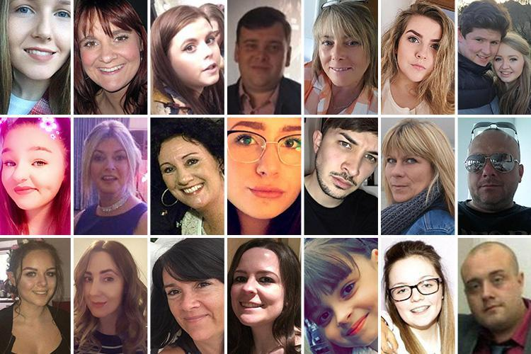 Image result for manchester bombing victims