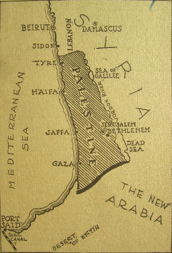 Image result for palestine New York Times 1945