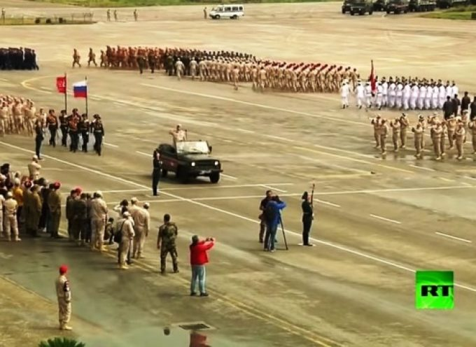 Victory Day Parade in Syria