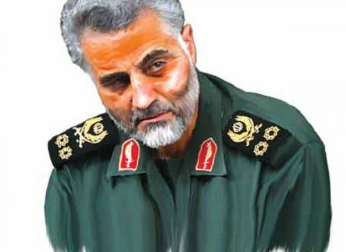 Major General Soleimani sharply reacts to Trump's recent military threat