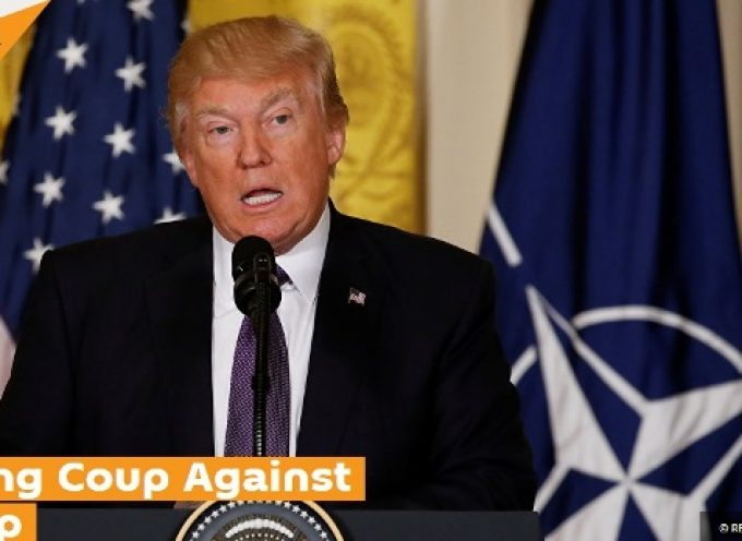 Coming Coup Against Trump