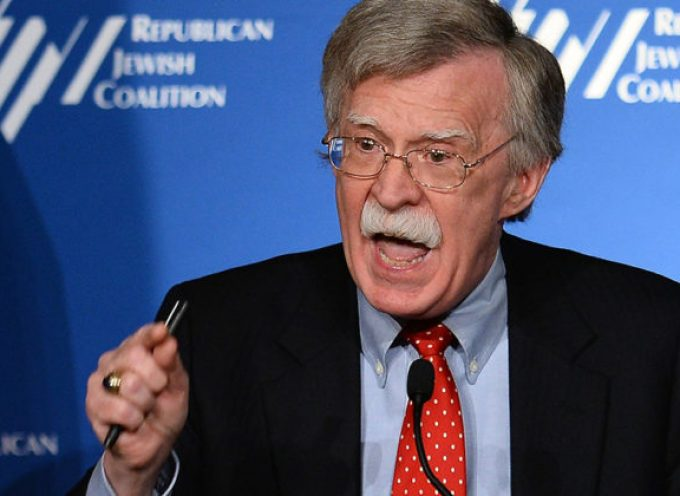 What Bolton needs to understand about Russia and history