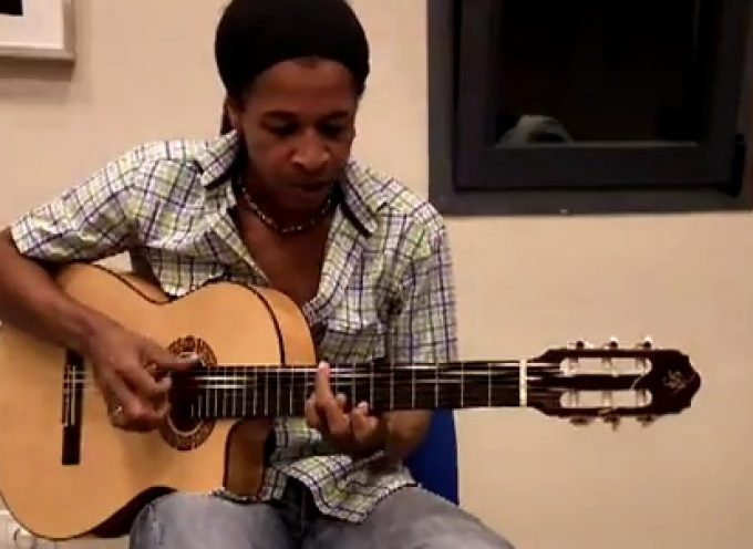 Naudo Rodrigues: an amazingly talented musician