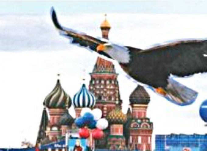 Book Review: The Russian Peace Threat by Ron Ridenour