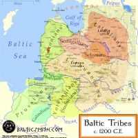 How Latvians, Estonians, and Lithuanians Appeared