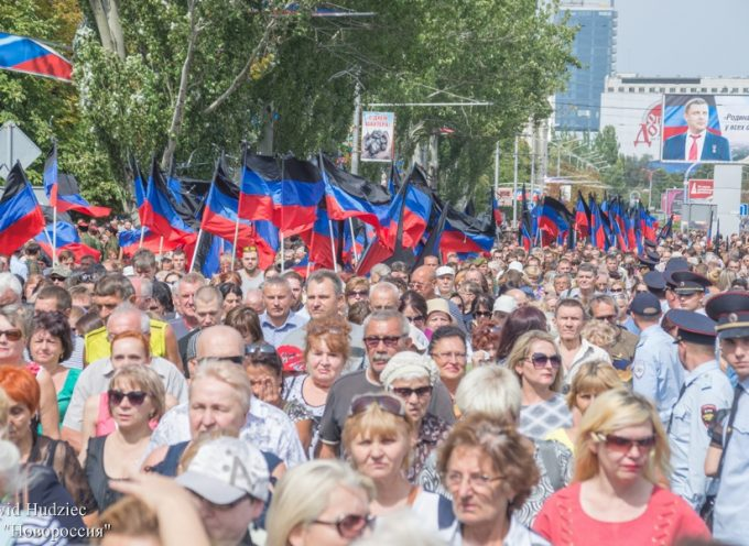 The Tomorrow of Donbass