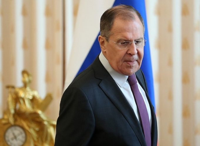 Russia's Foreign Minister accuses the US in orchestrating the attacks against the Orthodox Church in Ukraine
