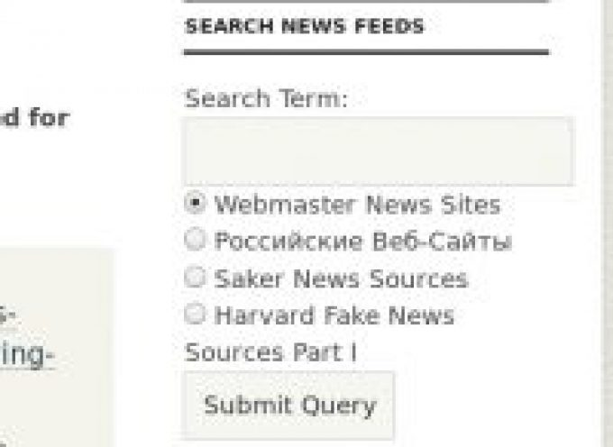 Summary of Saker's 'search news feeds' feature