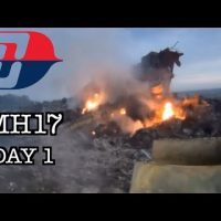 MH17 – 3 Weeks at the Crash Site