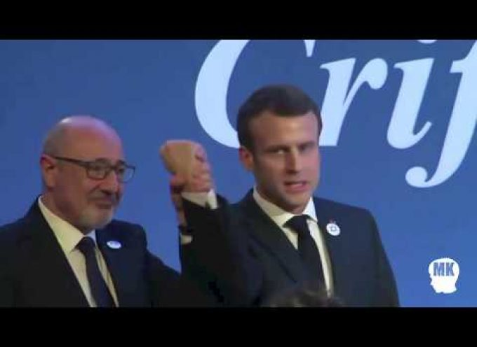 SITREP France: Is Macron a puppet and, if yes, whose puppet is he?