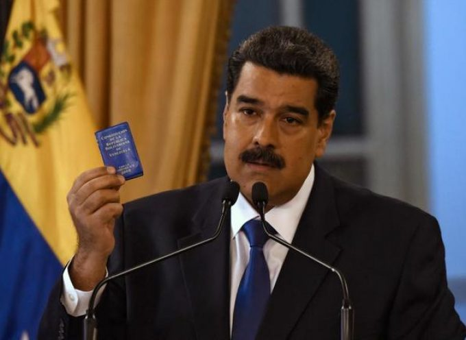 President Nicolas Maduro: An Open Letter to the People of the United States
