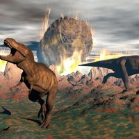 We are the meteor – they are the dinosaurs