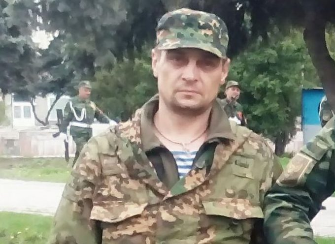 Novorussian militiaman tortured to death by the Ukronazi junta